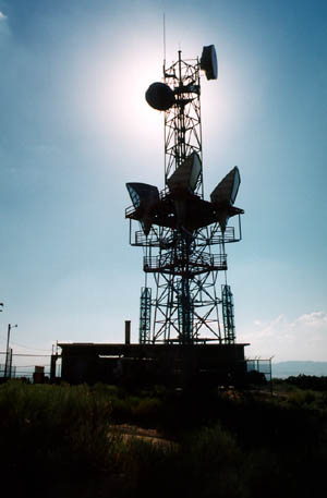 Updating cell phone towers at&t